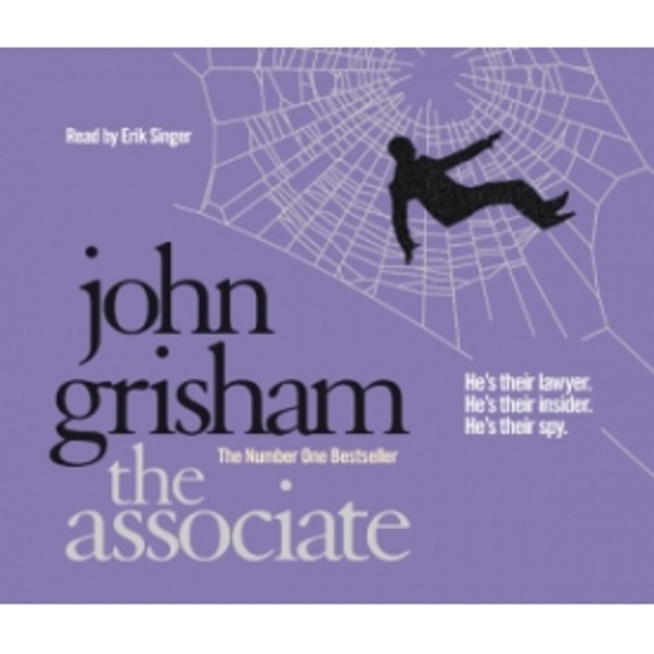 John Grisham The Associate Audio Book CD