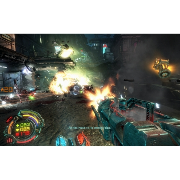 Hard Reset Extended Edition Game PC - Image 4
