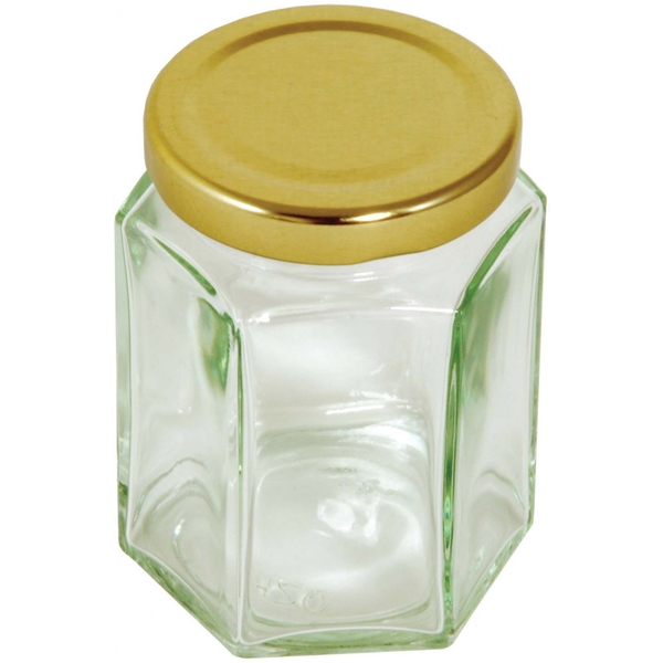Tala Preserving Jar Hexagonal 228G