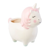 Sass & Belle Rainbow Unicorn Planter