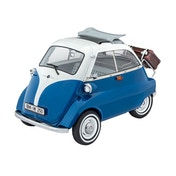 BMW Isetta (Classic Cars) 1:16 Level 3 Revell Model Kit