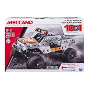 Meccano 10 Model Truck Set