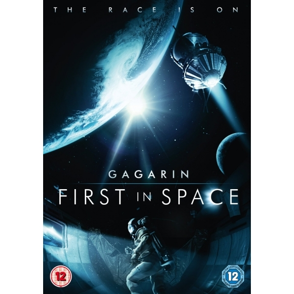 Gagarin First In Space DVD