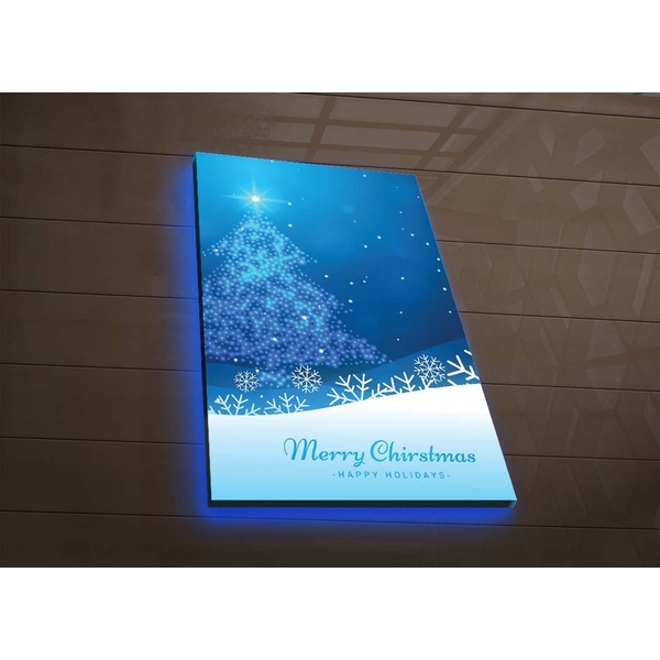 YYLED-09 Multicolor Decorative Led Lighted Canvas Painting