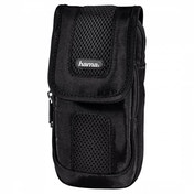 Classic Fabric Bag for Playstation Portable and Playstation Vita (Black)
