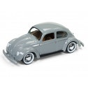 1950 VW Split Window Beetle - Grey 1:64 Johnny Lightning Model