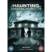 A Haunting in Massachusetts DVD