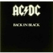 AC DC Back In Black Remastered CD