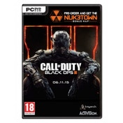 Call Of Duty Black Ops 3 III PC Game (with Nuketown Map DLC)
