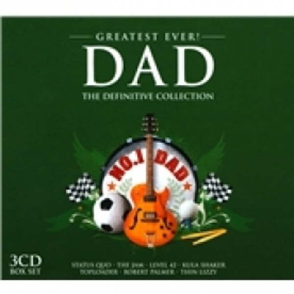 Greatest Ever Dad The Definitive Collection CD