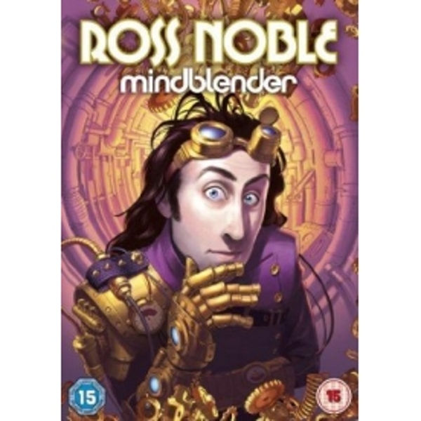 Ross Noble Mindblender DVD