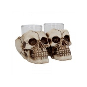 After Shot Skull Glasses