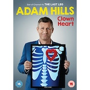Adam Hills - Clown Heart - Live DVD