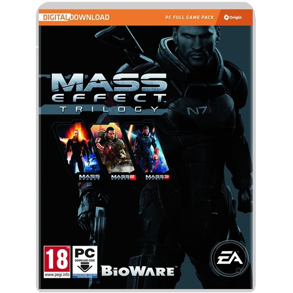 Mass Effect Trilogy Compilation Game PC - Image 1