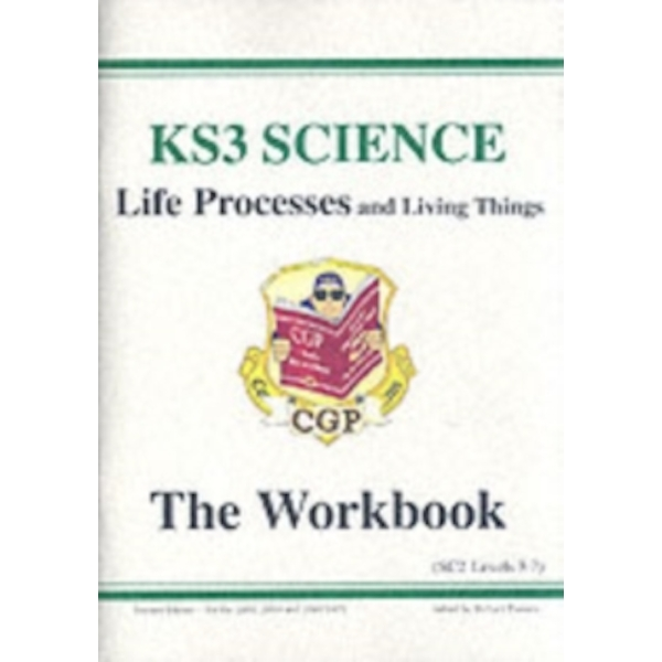 KS3 Biology Workbook - Higher by Paddy Gannon, CGP Books (Paperback, 1999)