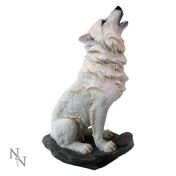 Storms Cry Wolf Figurine