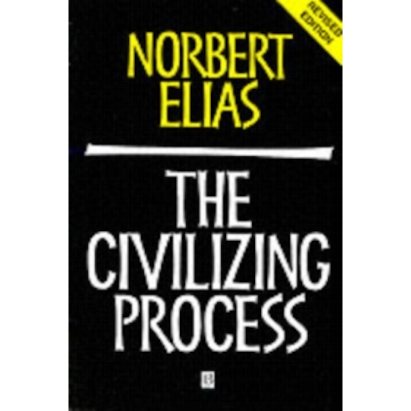 The Civilizing Process : Sociogenetic and Psychogenetic Investigations