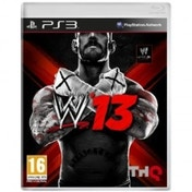 WWE 13 Game PS3