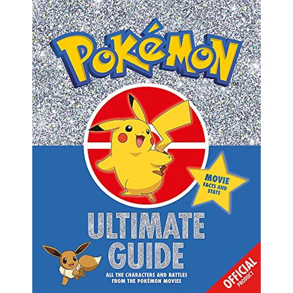 The Official Pokemon Ultimate Guide  Hardback 2018