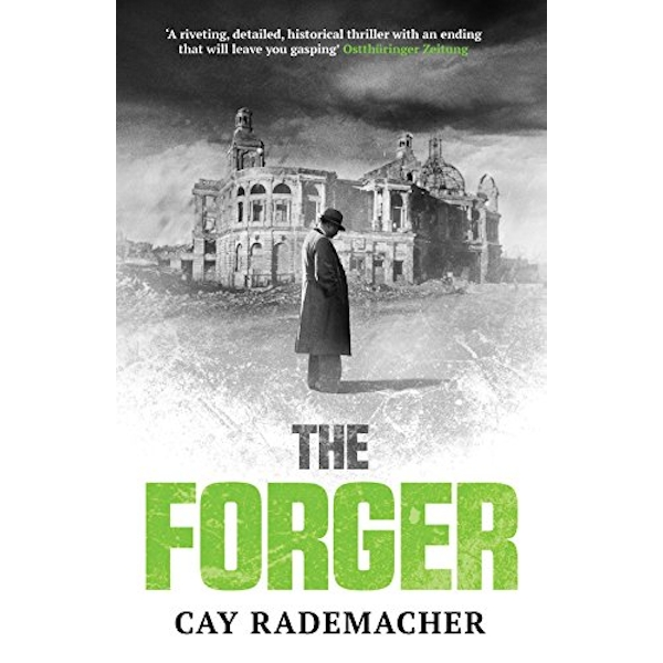 The Forger  Paperback / softback 2018