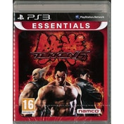 Tekken 6 Game (Essentials) PS3