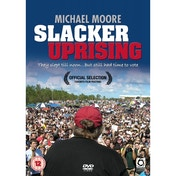Slacker Uprising DVD