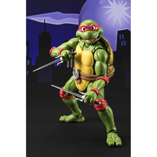 Raphael (Teenage Mutant Ninja Turtles) Bandai Tamashii Nations Figuarts Action Figure