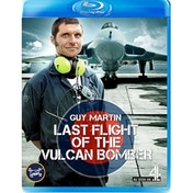 Guy Martin: Last Flight of the Vulcan Bomber Blu-ray