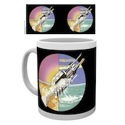 Pink Floyd Wish You Were Here Mug