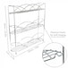 Ex-Display Free Standing 3 Tier Herb & Spice Rack | Non-slip Universal Design Chrome | M&W Used - Like New - Image 5