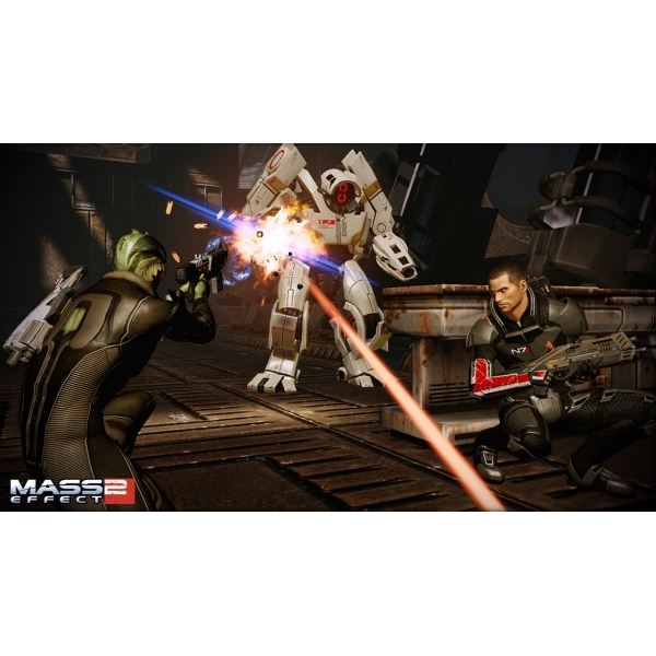 Mass Effect Trilogy Compilation Game PC - Image 4