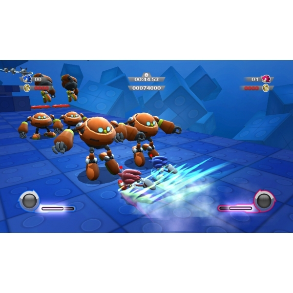 Sonic Colours Game Wii - Image 2