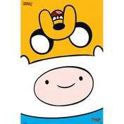 Adventure Time - Flip Maxi Poster