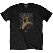 System Of A Down - 20 Years Hand Men's Medium T-Shirt - Black