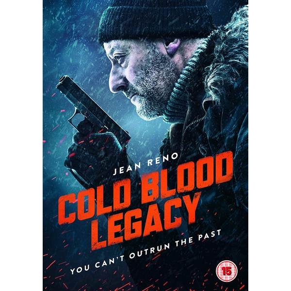 Cold Blood Legacy DVD