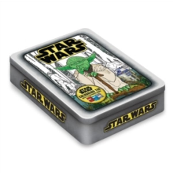 Star Wars Colouring Tin by Lucasfilm Ltd (Multiple copy pack, 2017)