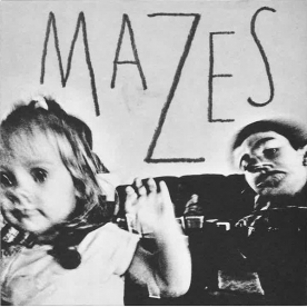 Mazes - A Thousand Heys CD