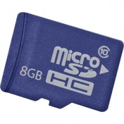 HP 8GB microSD Enterprise Mainstream Flash Media Kit