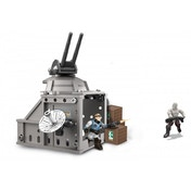 Meccano Gears of War Island Bunker Assault