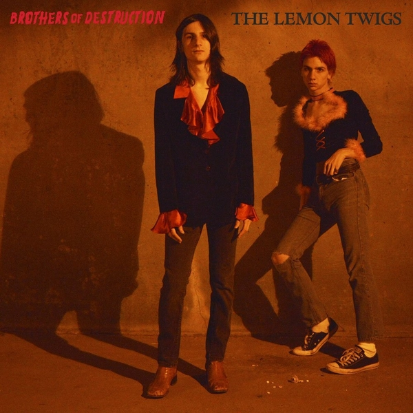"The Lemon Twigs - Brothers Of Destruction EP 12"" Vinyl"