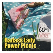 The Wimmins' Institute - Badass Lady Power Picnic CD