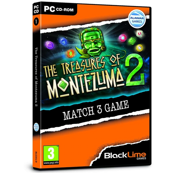 The Treasures of Montezuma 2 PC Game