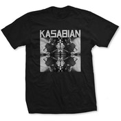 Kasabian - Solo Reflect Men's XX-Large T-Shirt - Black