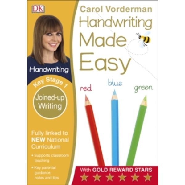 Handwriting Made Easy Joined Writing by Carol Vorderman (Paperback, 2016)