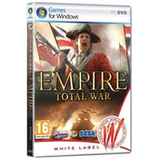 Total War Empire Game (White Label) PC [Used]