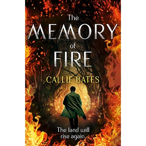 The Memory of Fire The Waking Land Book II Paperback / softback 2019