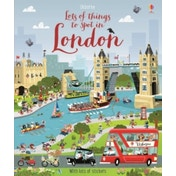 Lots of Things to Spot in London by Mathew Oldham (Paperback, 2017)