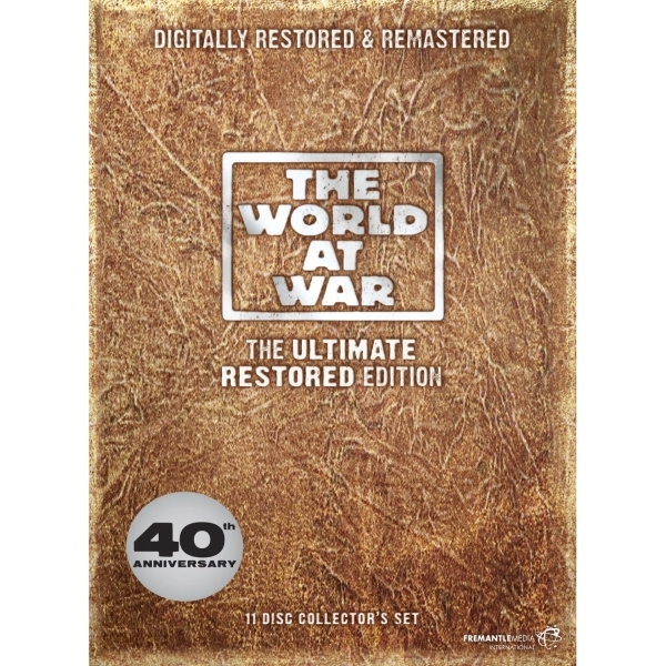 The World at War - The Ultimate Restored Edition DVD