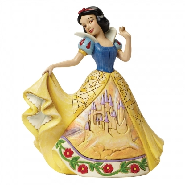 Disney Traditions Castle in the Clouds Snow White