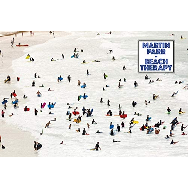 Martin Parr: Beach Therapy  Hardback 2019